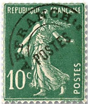 n.o 51 -  Sello Francia Precancelados