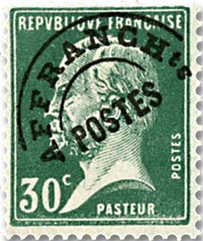 n° 66 -  Selo França Pré-obliterados