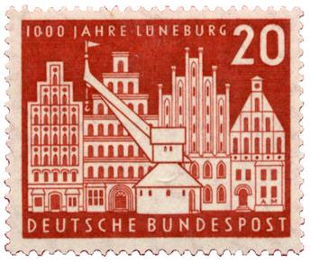 n°106** - Timbre ALLEMAGNE RFA Poste