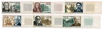 n°1470/1475** ND - Timbre FRANCE Poste