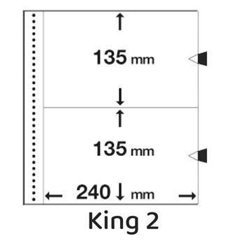 Recharges KING 2 (PAR 6) - MARINI®