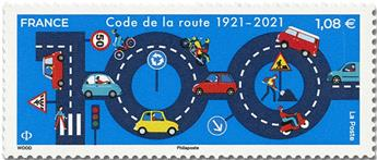 n° 5493 - Timbre France Poste