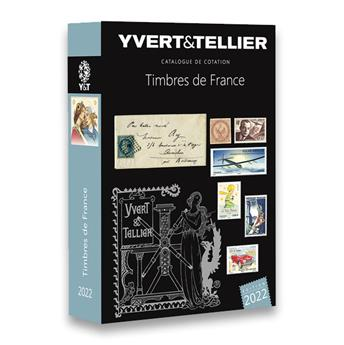 VOLUME 1 - 2021 (Stamps of France)