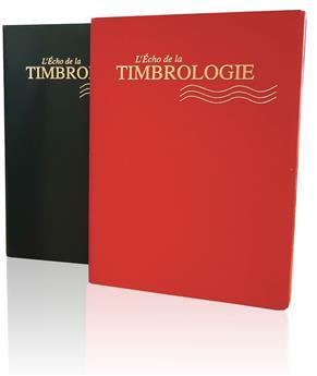 "Reliure ""Echo de la Timbrologie"""