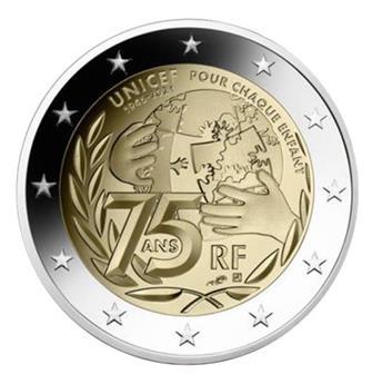 €2 COMMEMORATIVE COIN 2012 : FRANCE