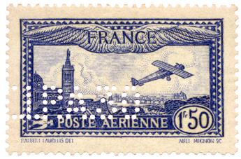 n°6c* - Timbre FRANCE Poste