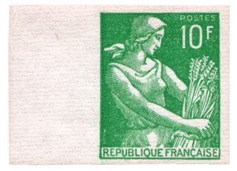 n°1115A** ND - Timbre FRANCE Poste