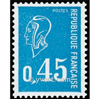 n.o 1663 -  Sello Francia Correos