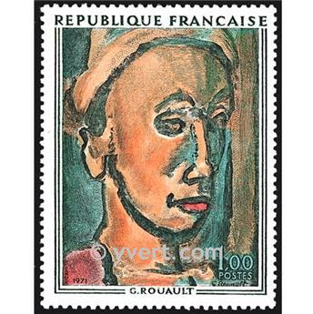 n.o 1673 -  Sello Francia Correos