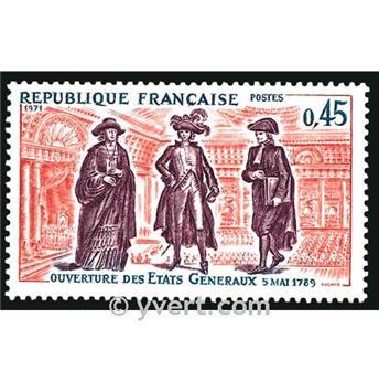 n° 1678 -  Selo França Correios