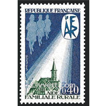 n° 1682 -  Selo França Correios