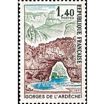 nr. 1687 -  Stamp France Mail