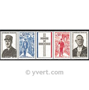 nr. 1698A -  Stamp France Mail