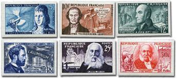 EUROPA: lote de 2000 sellos
