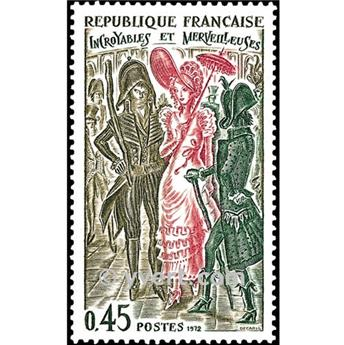 n° 1729 -  Timbre France Poste