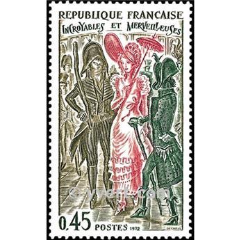n.o 1729 -  Sello Francia Correos