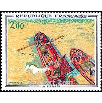 n° 1733 -  Selo França Correios