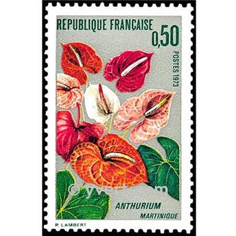 n.o 1738 -  Sello Francia Correos