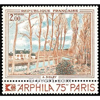 n° 1812 -  Selo França Correios