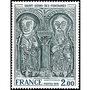 n° 1867 -  Selo França Correios