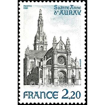 n.o 2134 -  Sello Francia Correos
