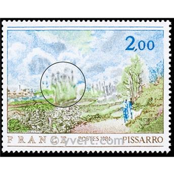 n.o 2136b -  Sello Francia Correos