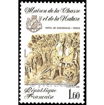 n° 2171 -  Selo França Correios