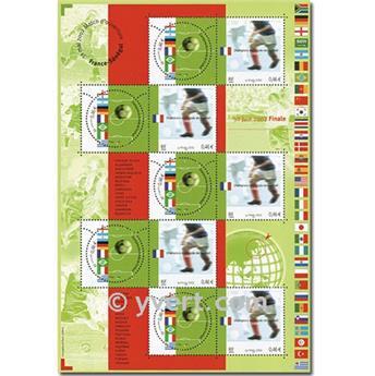 n° 49 -  Timbre France Bloc et feuillets