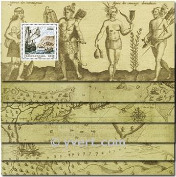 n° 27/32 -  Timbre France Blocs souvenirs