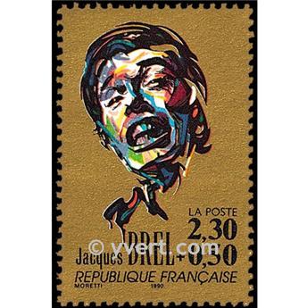 n° 2653 -  Selo França Correios
