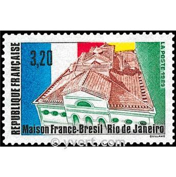 n° 2661 -  Selo França Correios