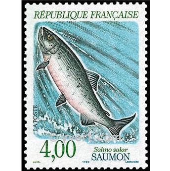 n° 2665 -  Selo França Correios