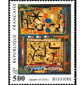 n° 2672 -  Selo França Correios