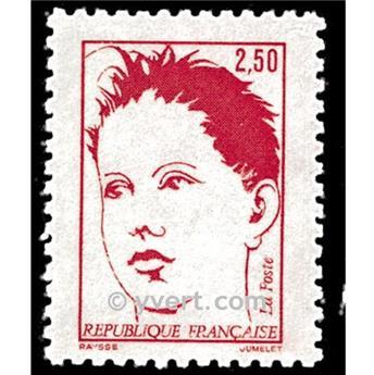 n° 2773 -  Selo França Correios
