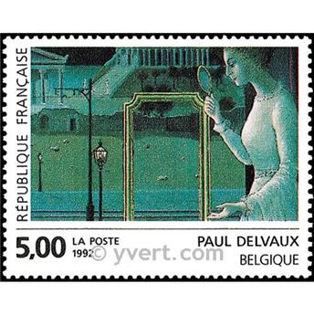 n.o 2781 -  Sello Francia Correos