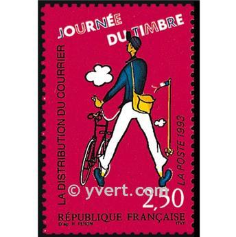 n.o 2793 -  Sello Francia Correos