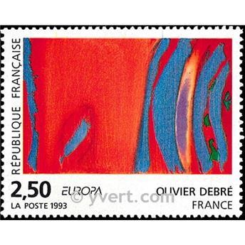 n° 2797 -  Selo França Correios