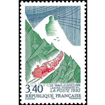 n° 2816 -  Selo França Correios