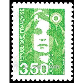 n° 2821 -  Selo França Correios