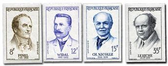 EE. UU.: lote de 500 sellos