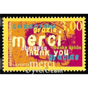 n° 3230 -  Selo França Correios
