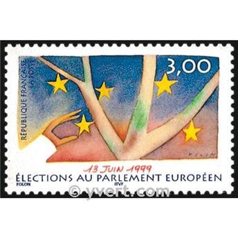 n° 3237 -  Selo França Correios