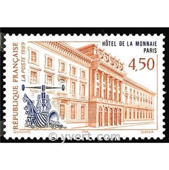n° 3252 -  Selo França Correios