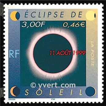 n° 3261 -  Selo França Correios