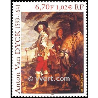 n° 3289 -  Selo França Correios