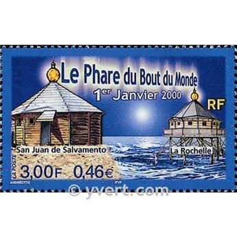 n° 3294 -  Selo França Correios