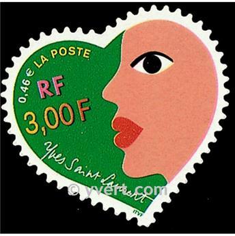 n° 3298 -  Selo França Correios