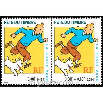n° 3304A -  Selo França Correios