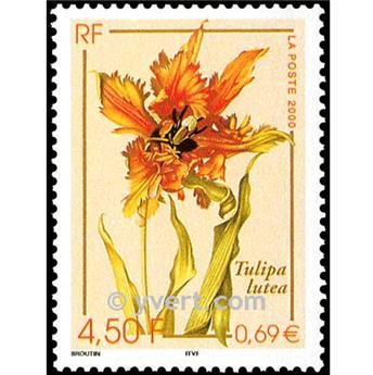 n° 3335 -  Selo França Correios