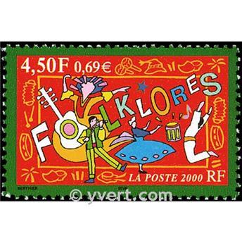 nr. 3339 -  Stamp France Mail